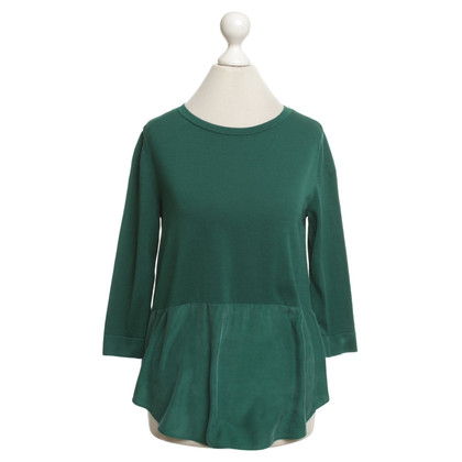 Cos Top in verde