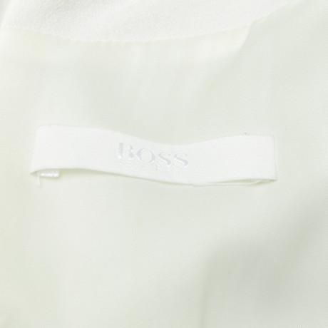 Hugo Boss Kleid mit Häkelspitze Bunt / Muster Verkaufspreise ...