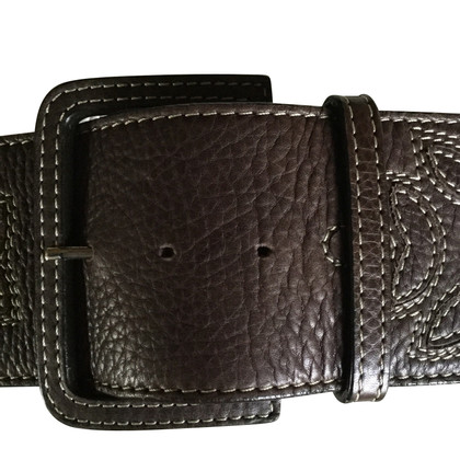 Max Mara Waist belt with embroidery