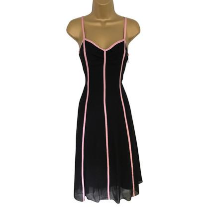 L.K. Bennett Dress in black / pink