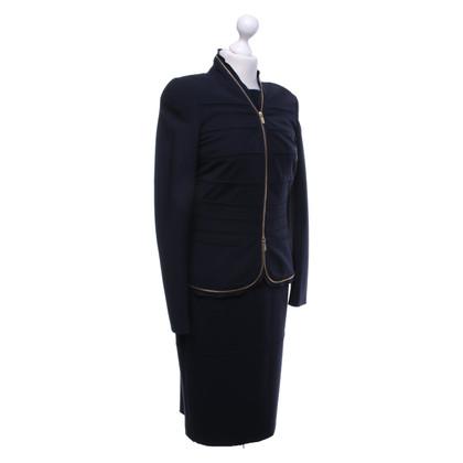 Escada Navy jacket & sheath dress