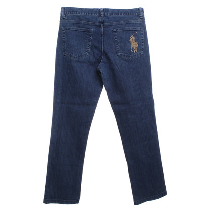 Ralph Lauren Jeans in Blau