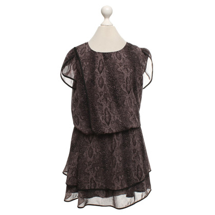 Ted Baker Dress with reptile pattern