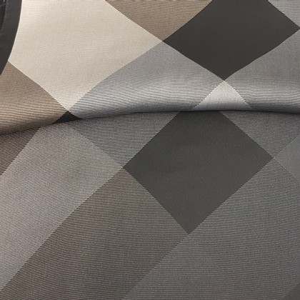 Burberry zijden sjaal