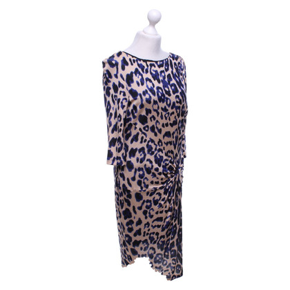 Laurèl Dress with animal print