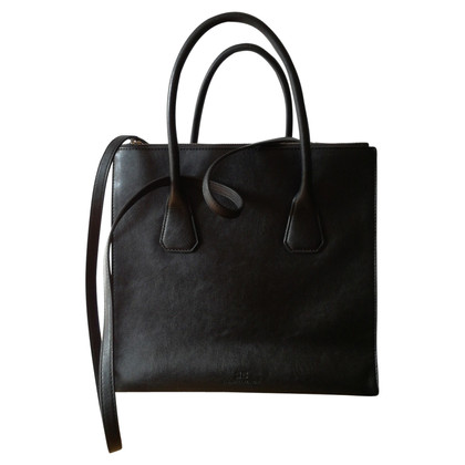 Elisabetta Franchi Tote Bag in eco-leather