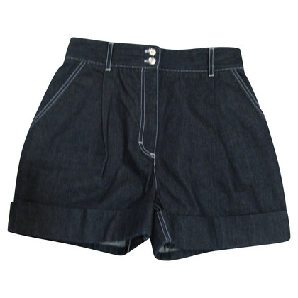 D&G denim shorts