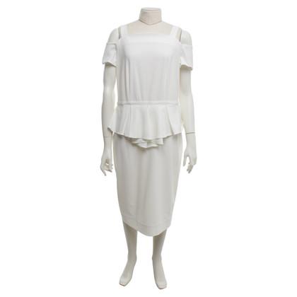 Altre marche Raoul - Abito di color bianco crema