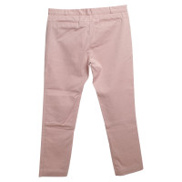 Victoria Beckham trousers in blush pink