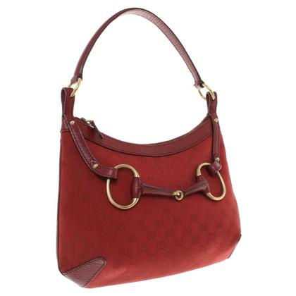 Gucci Handbag in red