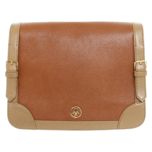 229bdc8adfc Tory Burch Shoulder bag Leather - Second Hand Tory Burch Shoulder ...