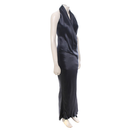 Donna Karan Evening dress in anthracite