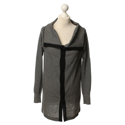 Yohji Yamamoto Vest met strepen