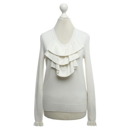 Karen Millen Sweater in cream