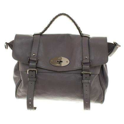 "Mulberry ''Alexa Bag"" in Violett"