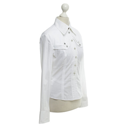 Karen Millen Blouse in white