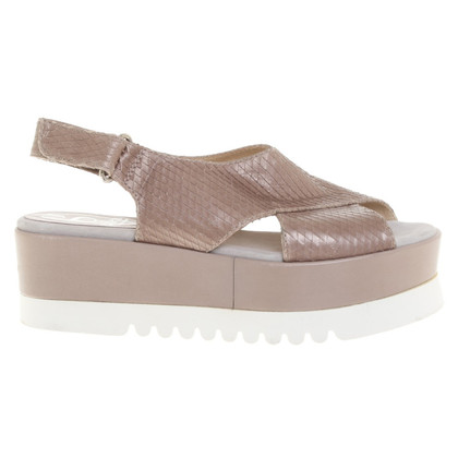 Other Designer Gadea - Taupe Sandals