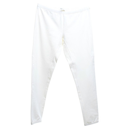 Jil Sander Leggings in crema