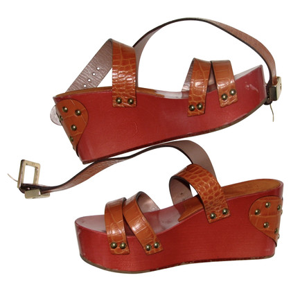 Twin-Set Simona Barbieri Wedge Sandals