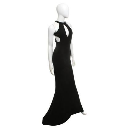 Dsquared2 Abendkleid in Schwarz