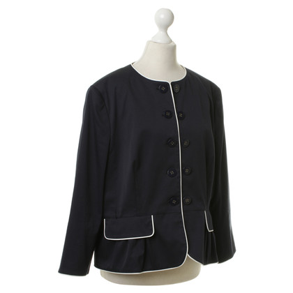 Burberry Blazer in Navy Blue
