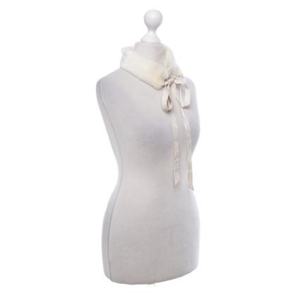Prada Collar made of mink fur