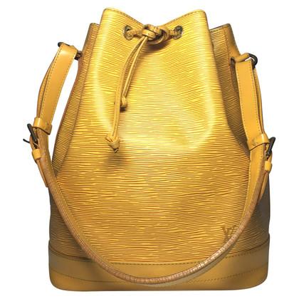 Louis Vuitton Grand Noé EPI leather Tassil yellow