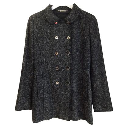 Dolce & Gabbana Caban jacket in grey