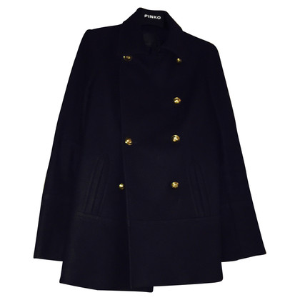 Pinko Caban coat