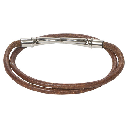 Hermès Wrap bracelet in brown