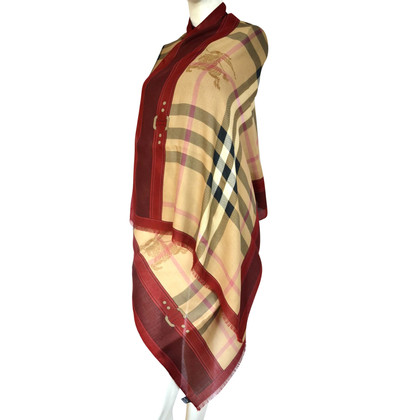 Burberry XXL cloth with cashmere