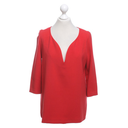 Bash Top in rood