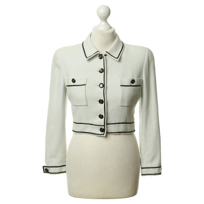 Chanel Short jacket in Pale Mint Green