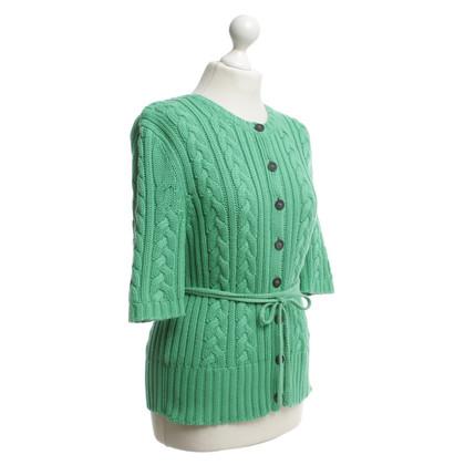 Iris von Arnim Cardigan in light green