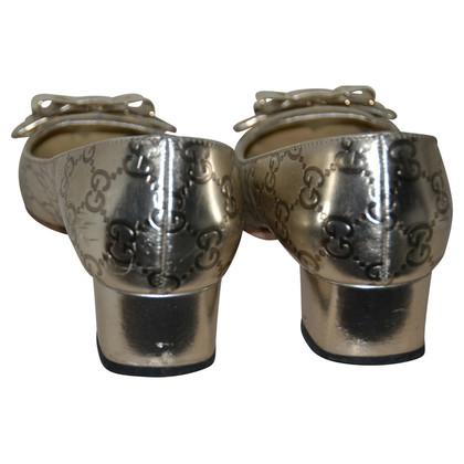 Gucci Scarpe in argento