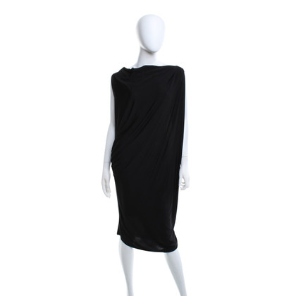 P.A.R.O.S.H. Dress in black