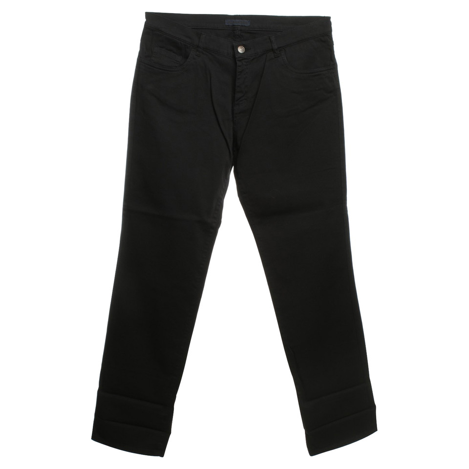 Jil Sander trousers in black