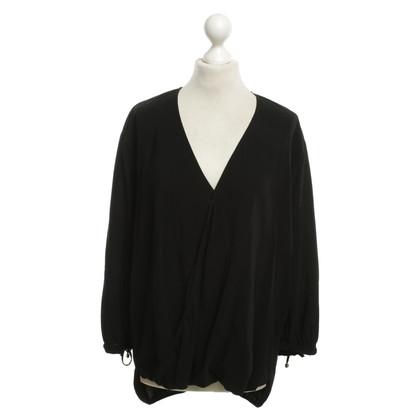 Elisabetta Franchi Blouse in black