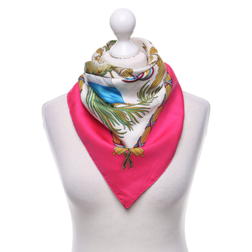 085b8d33b2bcf Hermès Silk scarf - Second Hand Hermès Silk scarf buy used for 203 ...