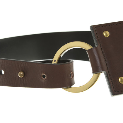 Gucci Brown belt