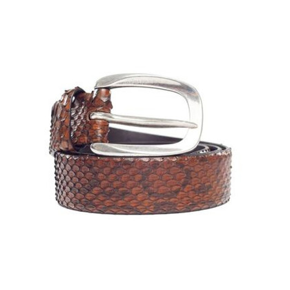 Post & Co Ceinture marron