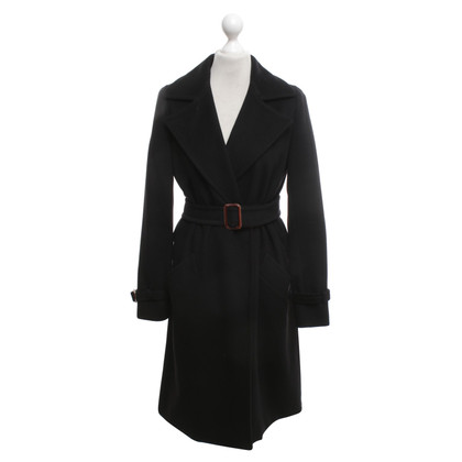 Max Mara Coat in zwart