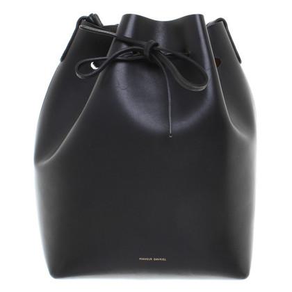 Mansur Gavriel Shoulder bag in black