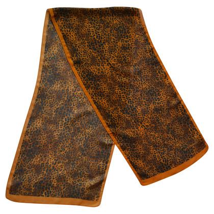 Burberry Prorsum Sjaal met animal print