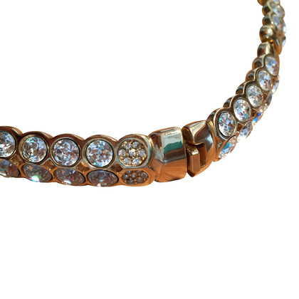Christian Dior Necklace with gemstones