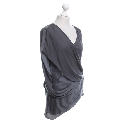 Helmut Lang Top in Dark Grey