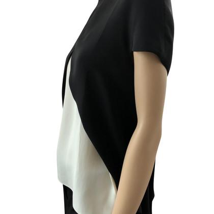 Balenciaga Top in Bicolor