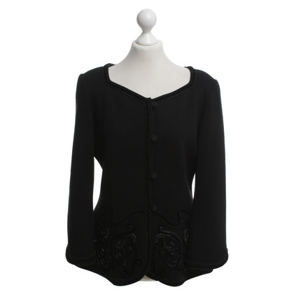 Emanuel Ungaro Jacket in black