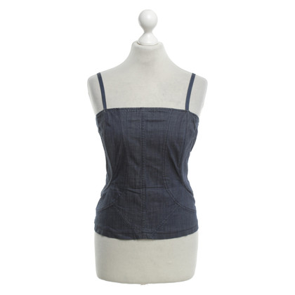 Max & Co Denim corset
