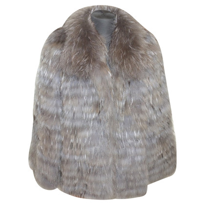 Other Designer Fur jacket from raccoon fur